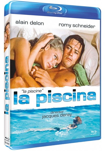 La piscina (Blu-ray) (La piscine)