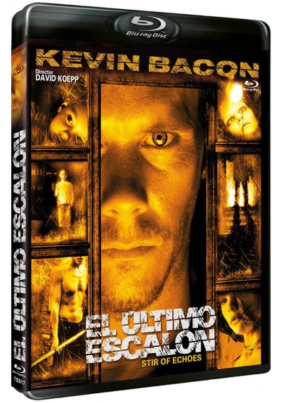 El último escalón (Blu-ray) (Stir of Echoes)