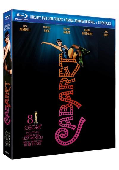 Cabaret (Blu-ray) Edición con Funda y 8 Postales