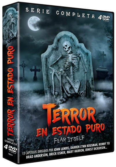 Terror en Estado Puro - Serie Completa (Fear Itself)