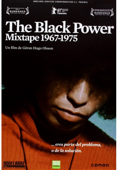 The Black Power Mixtape: 1967-1975 (V.O.S)