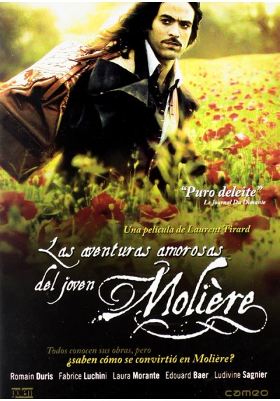 Las aventuras amorosas del joven Molière (Molière)