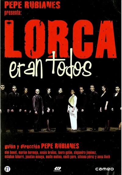 Rubianes: Lorca eran todos