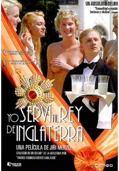 Yo serví al rey de Inglaterra (Obsluhoval jsem anglického krále) (I Served the King of England)