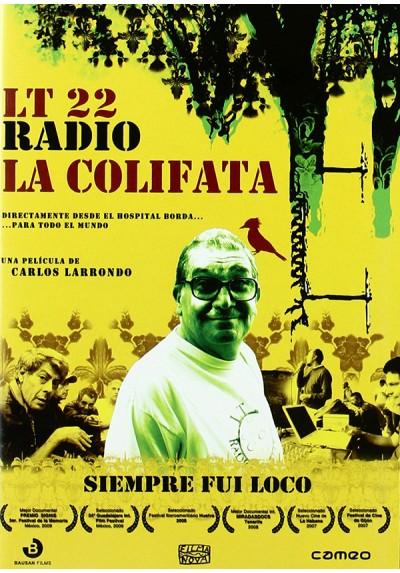 LT22 Radio La Colifata