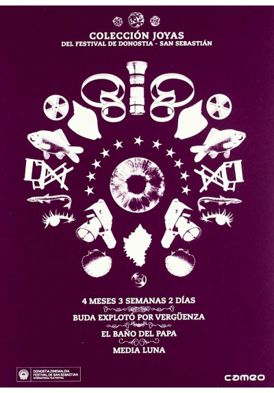 Pack Joyas del Festival de Donostia - San Sebastián (Volumen 3)