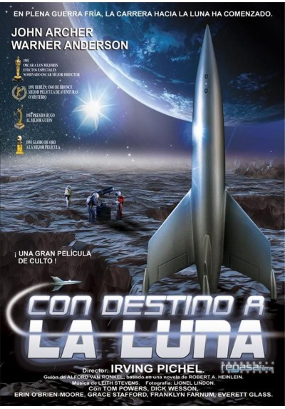 Con Destino A La Luna (Destination Moon)