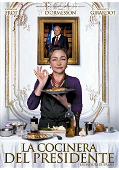 La cocinera del presidente (Les saveurs du Palais)