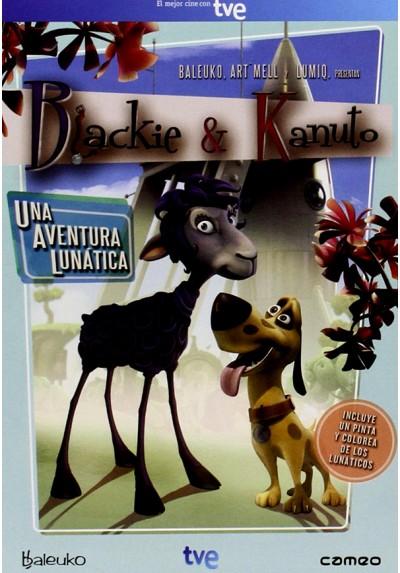 Blackie & Kanuto: La Aventura Lunática