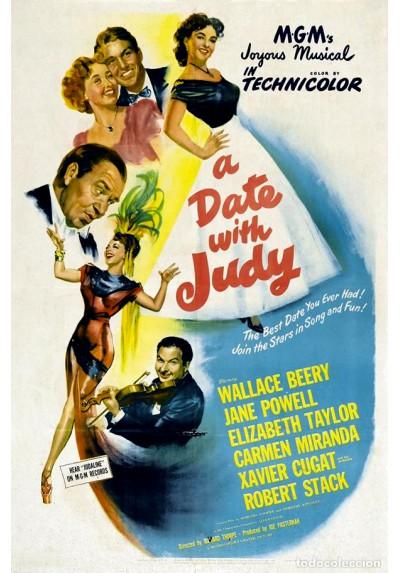 Así Son Ellas (A Date With Judy)