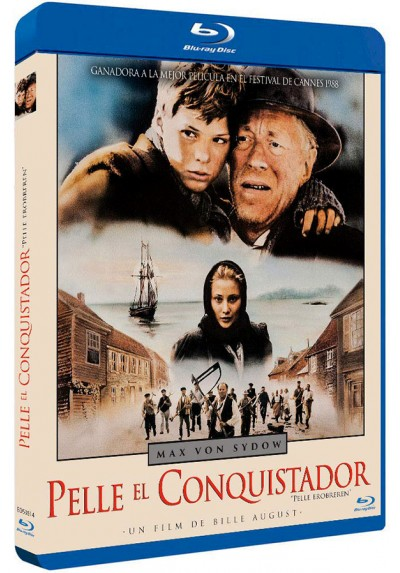 copy of Pelle El Conquistador (Pelle Erobreren)