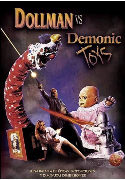 Dollman vs. Demonic Toys (Demonic Toys 2)