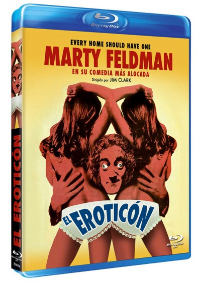 El eroticón (Blu-ray) (Bd-R) (Every Home Should Have One)
