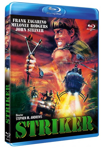 Striker (Blu-ray) (Bd-R)