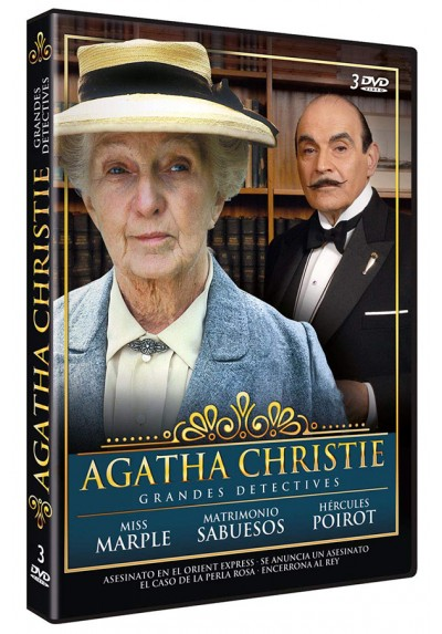 Agatha Chistie: Grandes Detectives