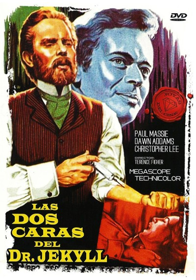 copy of Las Dos Caras Del Dr. Jekyll (The Two Faces Of Dr. Jekyll)