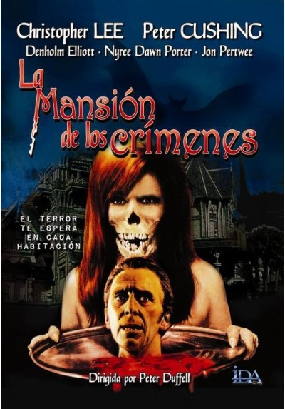 La Mansión de los Crímenes (The House That Dripped Blood)