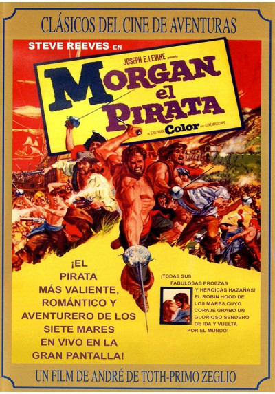 Morgan, el pirata (Morgan il pirata) (Capitaine Morgan)