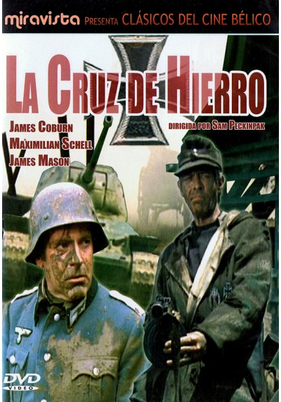 copy of La Cruz De Hierro (Blu-Ray) (Cross Of Iron)