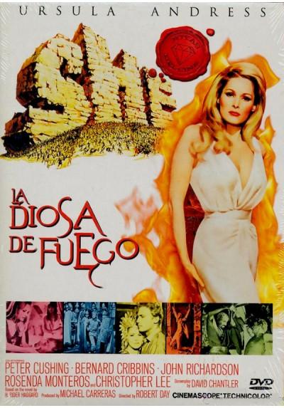 La diosa de fuego (She)