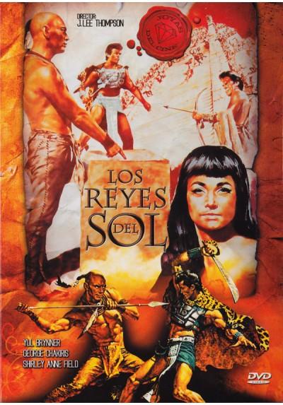 copy of Los Reyes Del Sol (Kings Of The Sun)