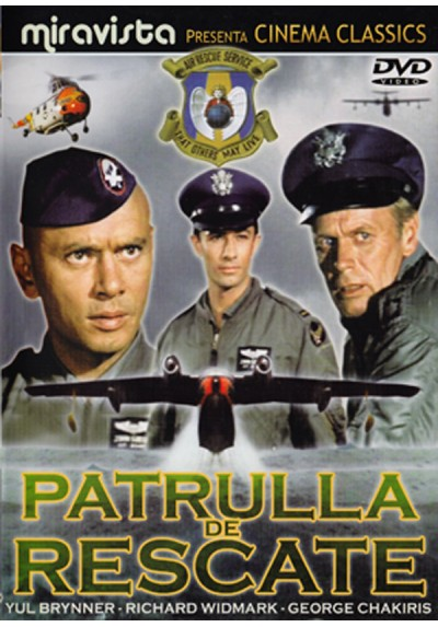 copy of Patrulla De Rescate (Flight From Ashiya)