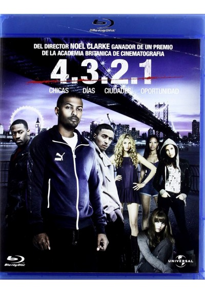 4.3.2.1 (Blu-ray)