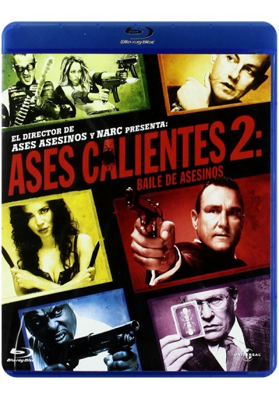 Ases Calientes 2: Baile de asesinos (Blu-ray) (Smokin' Aces 2: Assassins' Ball)