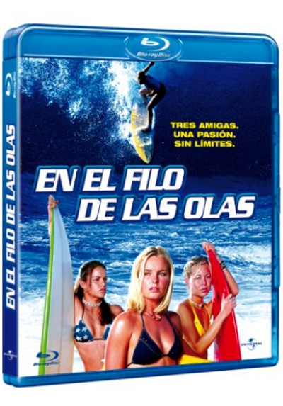 En el filo de las olas (Blu-ray) (Blue Crush)