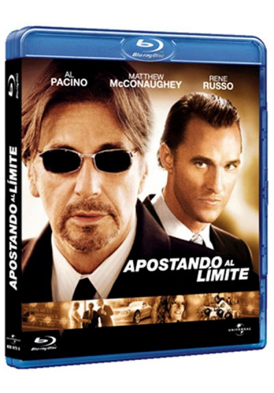 Apostando al límite (Blu-ray) (Two For the Money)