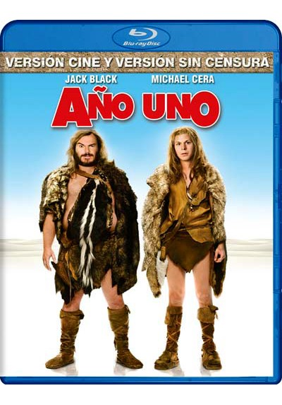Año uno (Blu-ray) (The Year One)