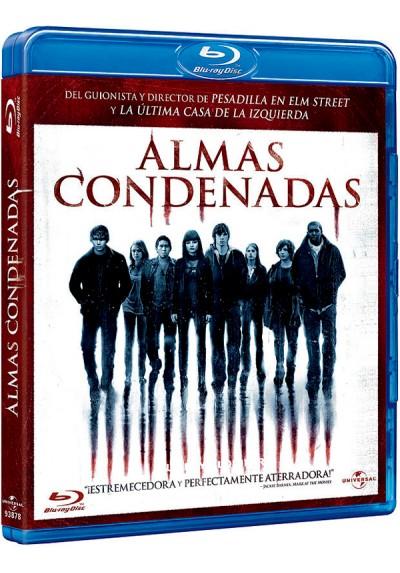 Almas condenadas (Blu-ray) (My Soul to Take)