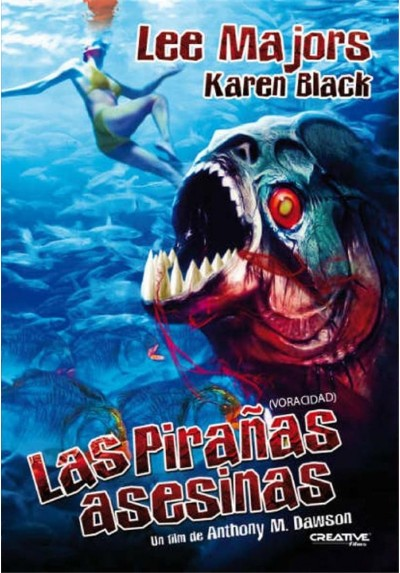 Las Pirañas Asesinas (Killer Fish)
