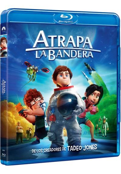 Atrapa la bandera (Blu-ray)