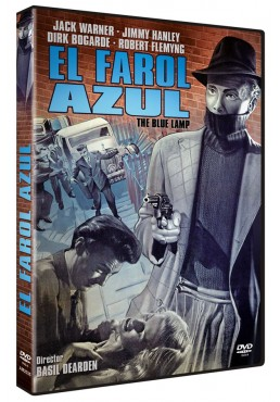 El farol azúl (Dvd-R) (The Blue Lamp)