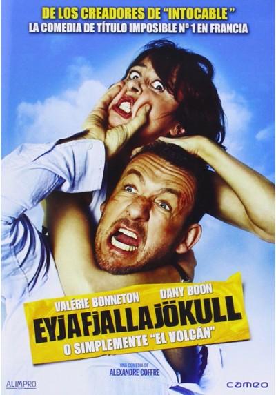 Eyjafjallajökull (o simplemente El volcán)