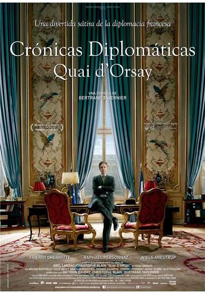 Crónicas diplomáticas (Quai d'Orsay)