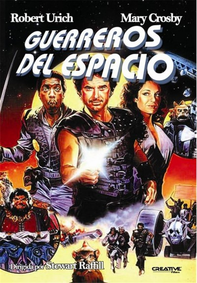 Guerreros Del Espacio (The Ice Pirates)