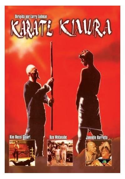 Karate Kimura (Il Ragazzo Dal Kimono D´oro)