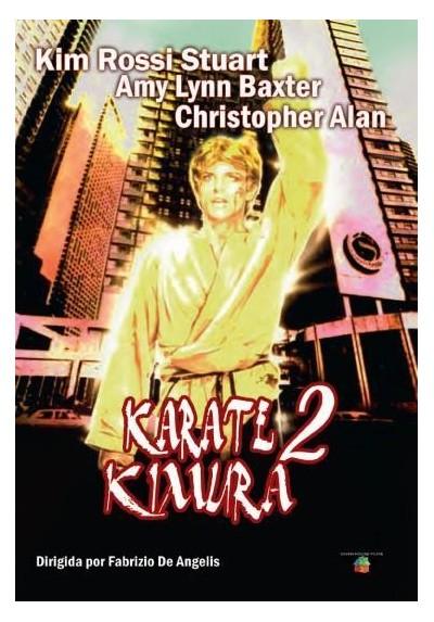 Karate Kimura 2 (Il Ragazzo Dal Kimono D´oro 2)