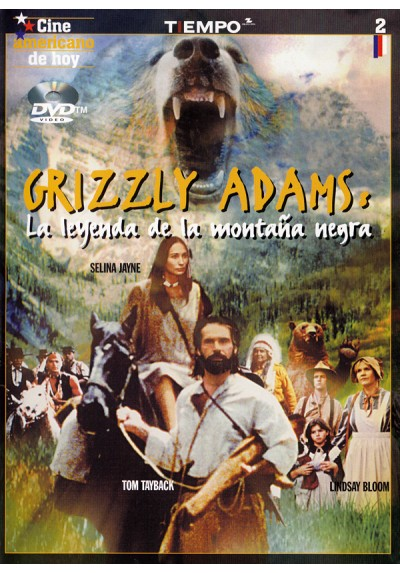 Grizzly Adams, La Leyenda De La Montaña Negra (Grizzly Adams And The Legend Of Dark Mountain)