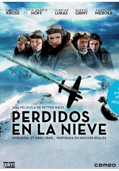 Perdidos en la nieve (Into the White) (Cross Of Honour)