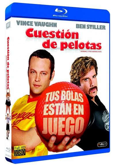 Cuestión de pelotas (Blu-ray) (Dodgeball: A True Underdog Story)