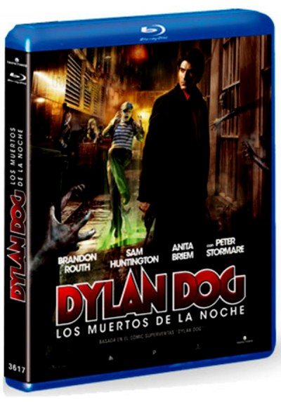 Dylan Dog: Los muertos de la noche (Blu-ray) (Dylan Dog: Dead of Night)
