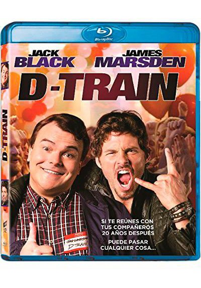 The D Train (Blu-ray)