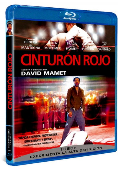 Cinturón rojo (Blu-ray) (Redbelt) (Red Belt)