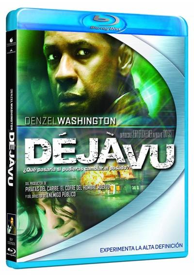 Déjà Vu (Blu-ray)