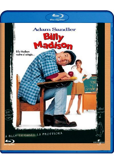 Billy Madison (Blu-ray)