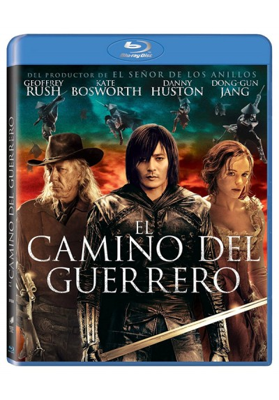 El camino del guerrero (Blu-ray) (The Warrior's Way) (Laundry Warrior)