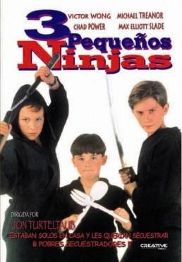 3 Pequeños Ninjas (3 Ninjas)